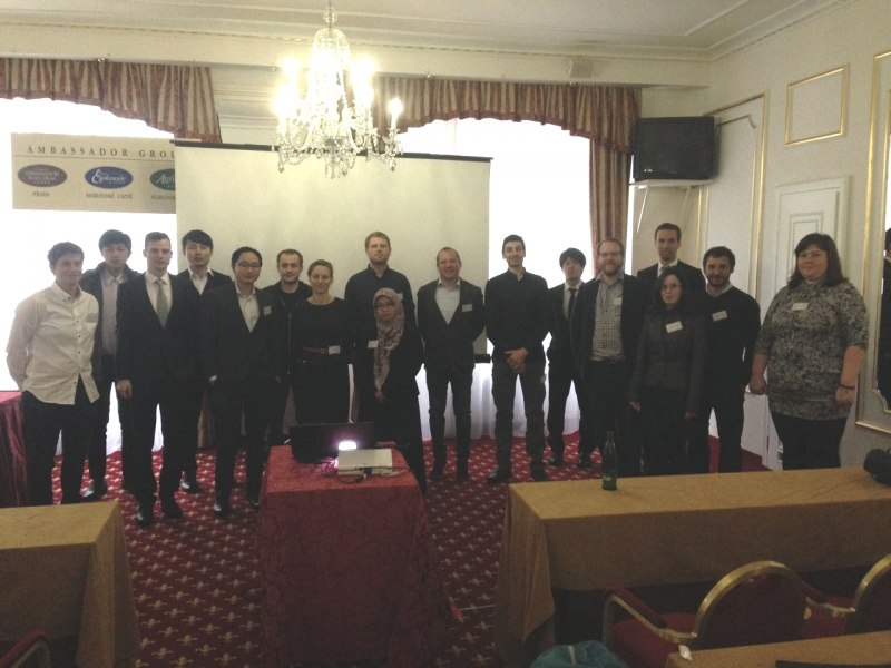 Photos of Veterinary Parasitology and New Technologies in Prague #18